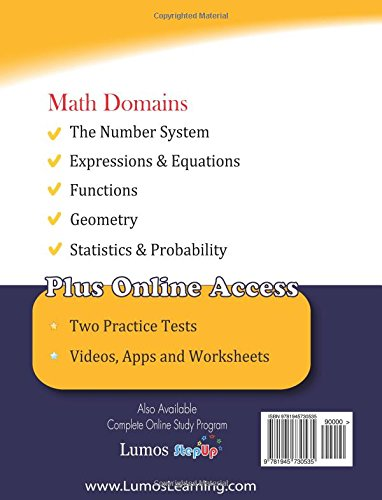 Counting Number worksheets grade 7 math probability worksheets : Florida Standards Assessments Prep: 8th Grade Math Practice ...