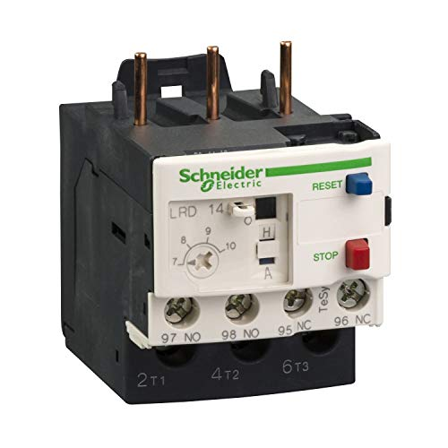 SCHNEIDER ELECTRIC LRD08 OVERLOAD RELAY (Electric Relay Overload)
