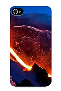 Podiumjiwrp Snap On Hard Case Cover Volcano Protector For Iphone 4/4s by supermalls