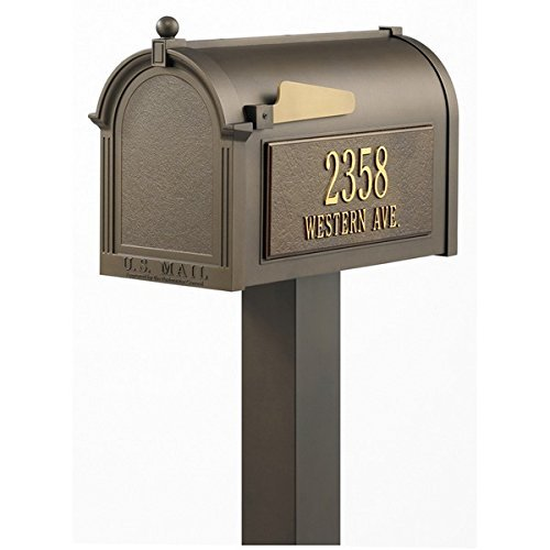 Whitehall Premium Mailbox Package (Whitehall Capital Premium Mailbox Package (Bronze))