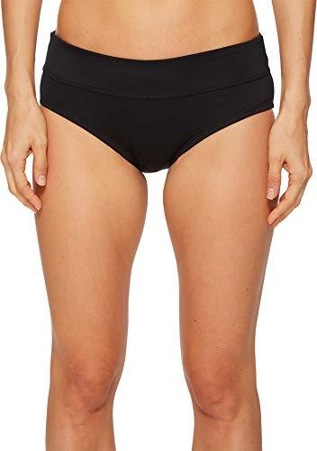 (Nike Women's Full Bottom Black Large)