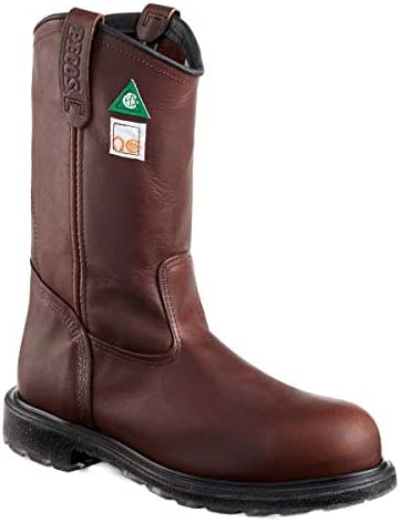 Red Wing 3505 11-INCH CSA Safety Toe Pull-ON Boot