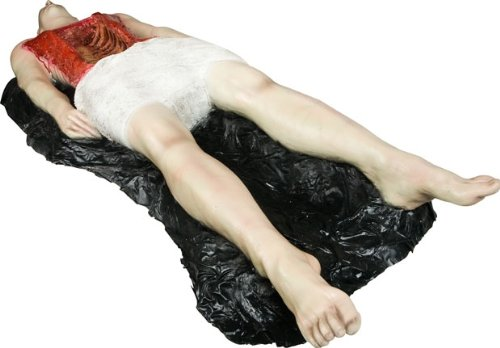 Fake Corpse Dead Body Prop