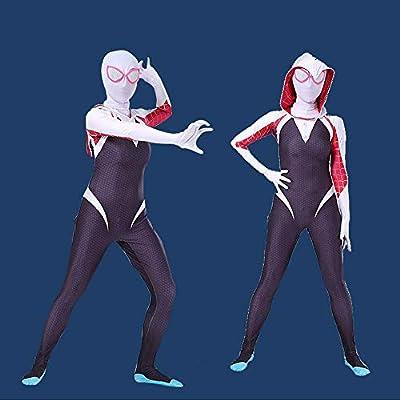 NEW EXOTIC Cosplay Ropa Disfraz De Gwen Cosplay para Mujer Spider ...