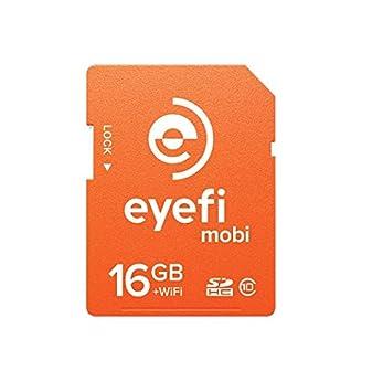 tarjetas de memoria eye-fi