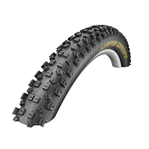 Schwalbe Hans Dampf Super Gravity Tubeless Tire 26x2.35 EVO Folding Black