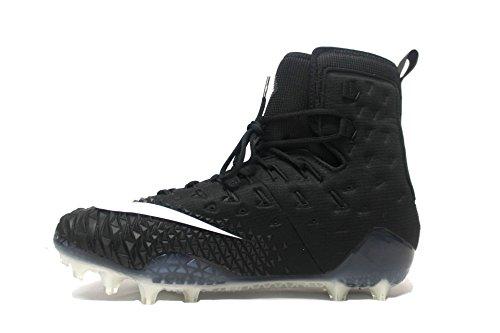 Men's Force TD Elite White Football black Savage NIKE Black Cleat Aq4dBgAn
