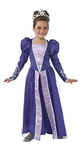 [Rubie's Costume Violet Princess Child Costume, Medium] (Halloween Costumes Violet)