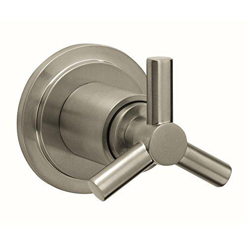 Atrio Single-Handle Volume Control Trim Kit with Lever - Brushed Nickel Diverter Infinity