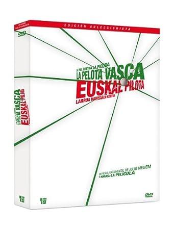 La pelota vasca 2008 (Edición especial) [DVD]: Amazon.es: Julio ...