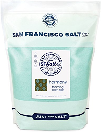 (Harmony Foaming Bath Salts - 20 lb. Bulk)