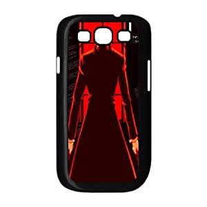Hellsing Samsung Galaxy S3 9300 Cell Phone Case Black Gift xxy_9917593