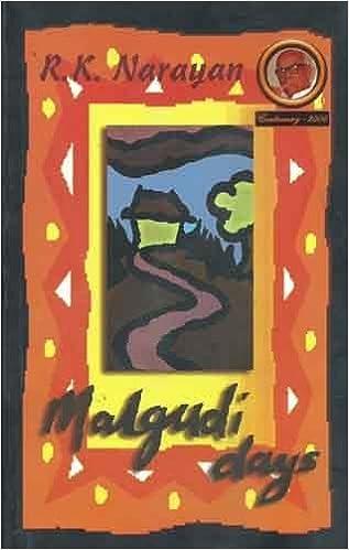 Days pdf malgudi book
