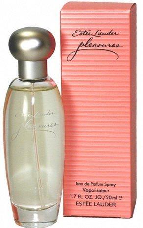 ESTEE LAUDER PLEASURES EDP SPRAY 1.7 OZ FRGLDY (Perfume Exotic Pleasures)