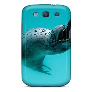New SgERdnf6369CbYdz I'll Eat You Tpu Cover Case For Galaxy S3