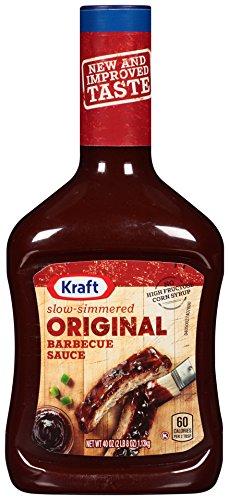 Kraft Original Barbecue Sauce, 40 oz (Kraft Original Barbecue Sauce)
