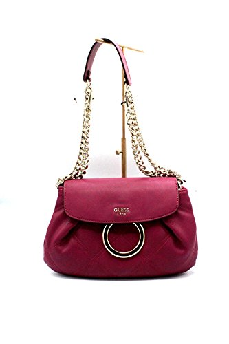 Teanna Teanna Guess red bag Guess shoulder wU0qdrwxE