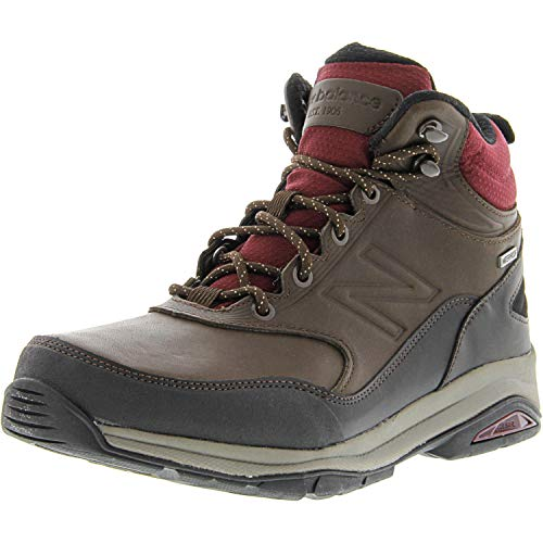 New Balance Women's Ww1400 Db Ankle-High Leather Backpacking Boot - 7M