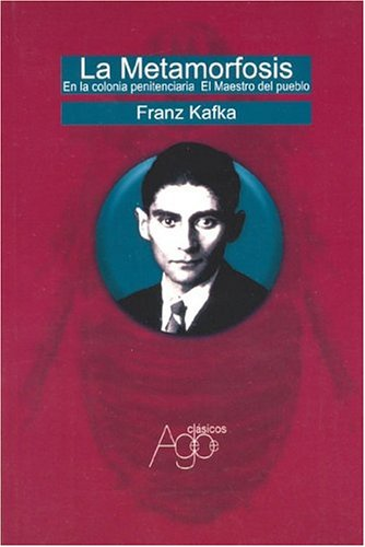 La Metamorfosis (Spanish Edition): Franz Kafka: 9789871165070: Amazon.com: Books