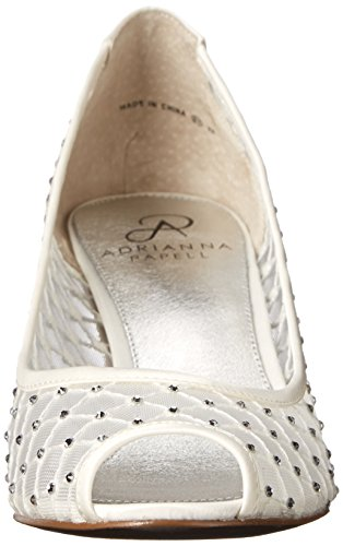 Adrianna Papell Womens Jamie Dress Pump Ivory 1jxZH31OIG