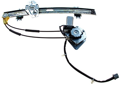 Dorman 741-713 Honda Accord Front Driver Side Window Regulator with Motor