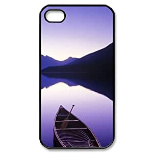Hard Shell Case Of Boat Customized Bumper Plastic case For Iphone 4/4s