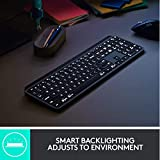 Logitech MX Keys Advanced Wireless Illuminated