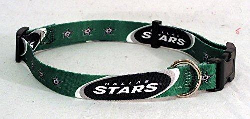 Hunter Dallas Stars Adjustable Pet Collar, X-Large