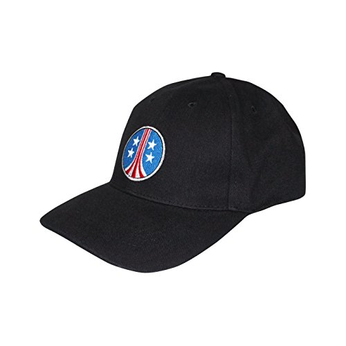 Alien Colonial Marines Official Adults Unisex Logo Cap (One Size) (Black)