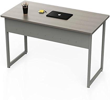 Linea Italia Quattra office desk Ash/Gray