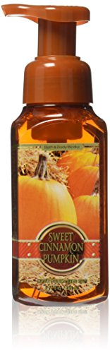 Bath and Body Works Anti-bacterial Sweet Cinnamon Pumpkin 8.75 Fl - Pumpkin Cinnamon Body Sweet Splash