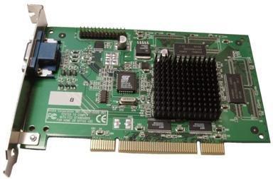 Dell Nvidia TNT2 M64 16MB VGA PCI Computer Graphics Video Card 9629U
