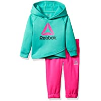 Reebok Baby Girls 2 Piece Athletic Set