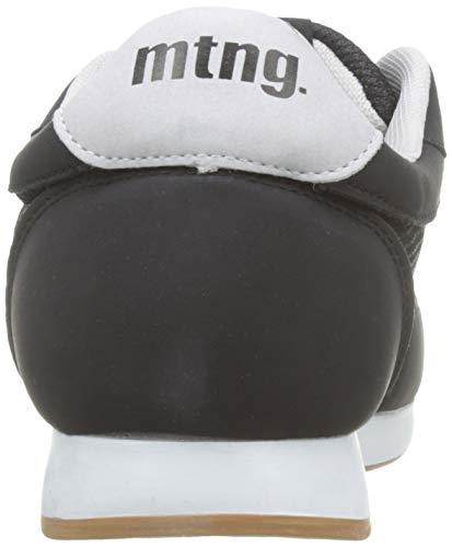 Negro C44864 Mtng Noir Negro 84100 Baskets Ht mesh yoda Homme wUUHXzq