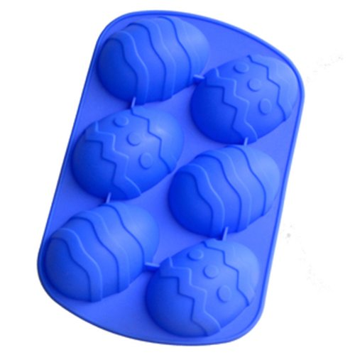 Egg Shaped Silicone Mold