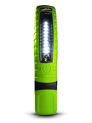Schumacher SL360G Green Swivel Rechargeable Work Light by Schumacher
