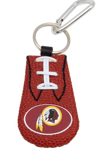 Leather Gamewear NFL Football Classic Keychains