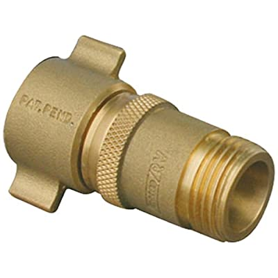 Camco 40052 Brass Water Pressure Regulator: Automotive