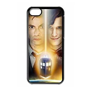Doctor Who iPhone 5c Cell Phone Case Black WON6189218030901