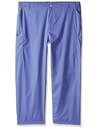 WonderWink Men's Petite-Plus-Size Wonderwork Cargo Pant