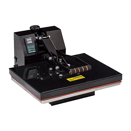 16'' X 20'' Digital Heat Press Machine Transfer Sublimation Clamshell for T Shirts by Lotus Analin
