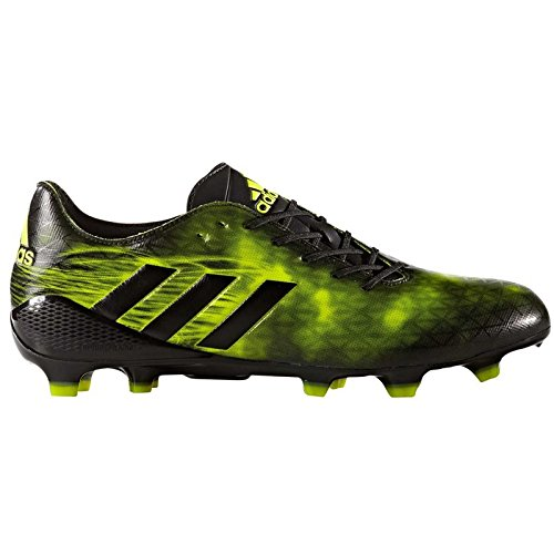 Crazyquick Malice FG Rugby Boots - CBLACK/SYELLOW