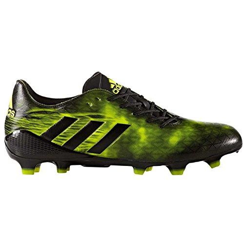 adidas Crazyquick Malice FG - Botas de fútbol para Hombre, Negro - (NEGBAS/NEGBAS/AMASOL) 47 1/3