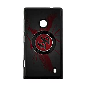 American rock band The Foo Fighters Personalized Nokia Lumia 520 Hard Plastic Black Case Cover Shell (HD image)