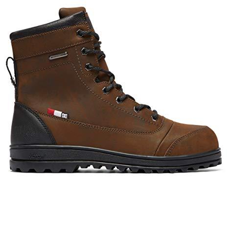 Imperméables Pour Admb700012 Travis Bottines couleurs Homme black Black Shoes brown Dc Multi nCqT6aT