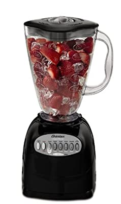 Oster BLSTCU-BP2 12-Speed Blender, Black