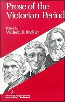 {{REPACK{{ Prose Of The Victorian Period (Riverside Editions). mensajes jokes offices Rhode urban General Benjamin Order