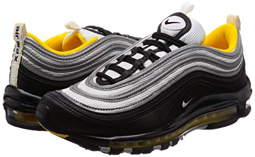 Amarillo 008 Chaussures Gymnastics Air Max Multicolore Hommes 97 Nike Blanc noir 7TO6H4PyK