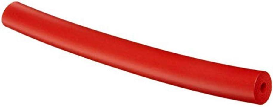 Aislamiento de tuberías Caucho Rojo / Azul Tubo De Aislamiento, Calefacción Por Suelo Radiante PPR Tubería de Agua de Funda Protectora Exterior Anticongelante Protección Contra La Corrosión de Goma De: Amazon.es: Hogar