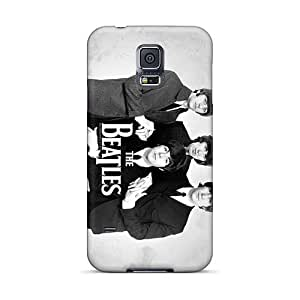 MarieFrancePitre Samsung Galaxy S5 Excellent Hard Phone Covers Unique Design HD The Beatles Skin [HfK4569sooW]